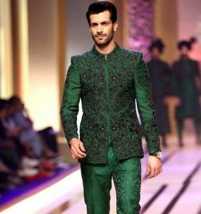 embroidry waistcoat style