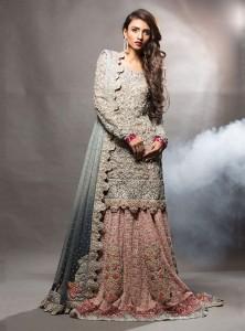 New designer bridal dress