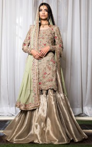 latest bridal wear 2018