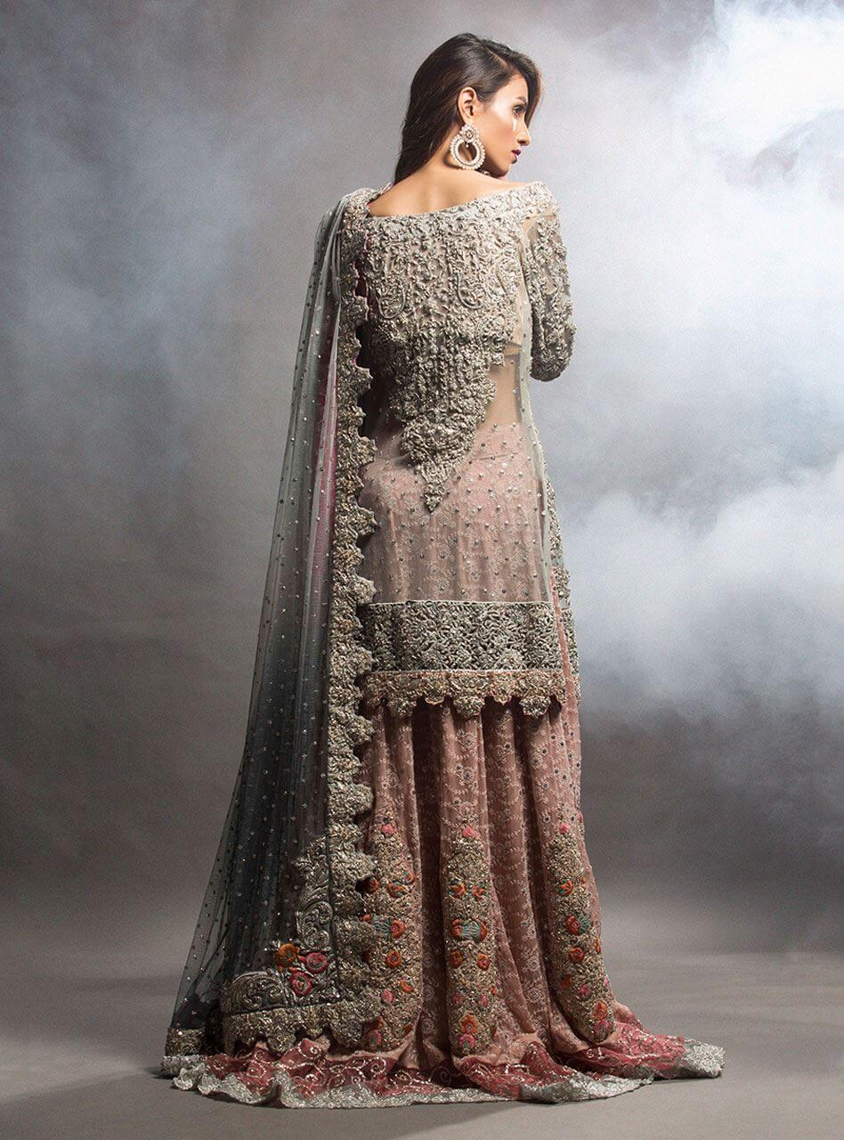 latest trends of bridal wear