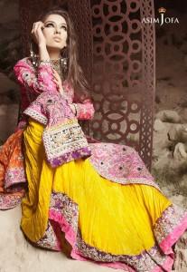 lehenga style for mehndi