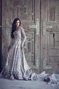 maxi bridal dress