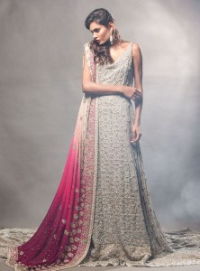 bridal dress pakistani