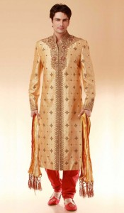 latest dulha shadi dress