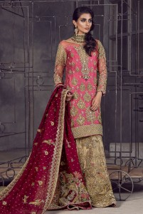 royal procession for wedding wear