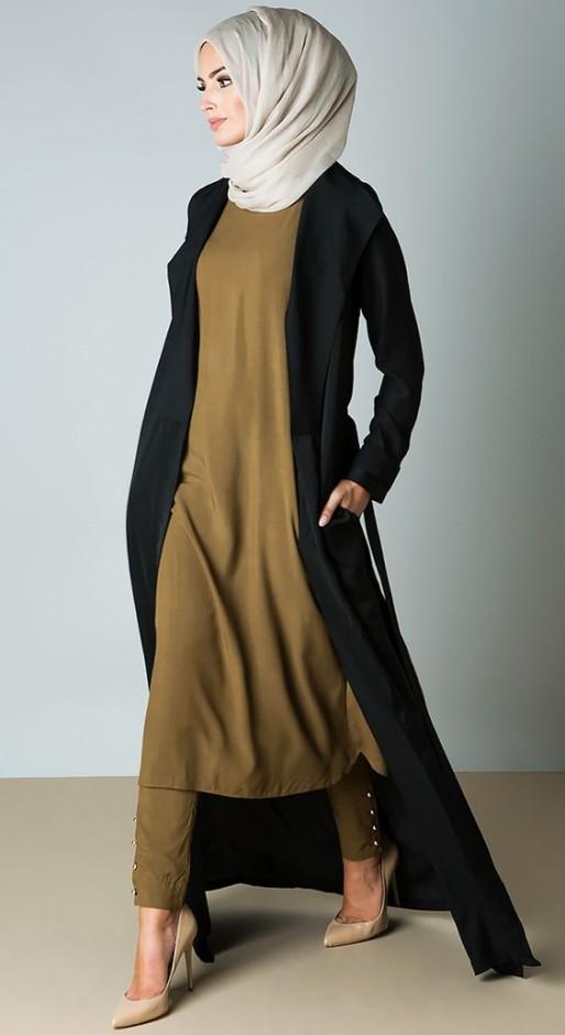 Latest Pakistani Summer Hijab Style And Designs 2018 For Girls - Styleglowcom-5412