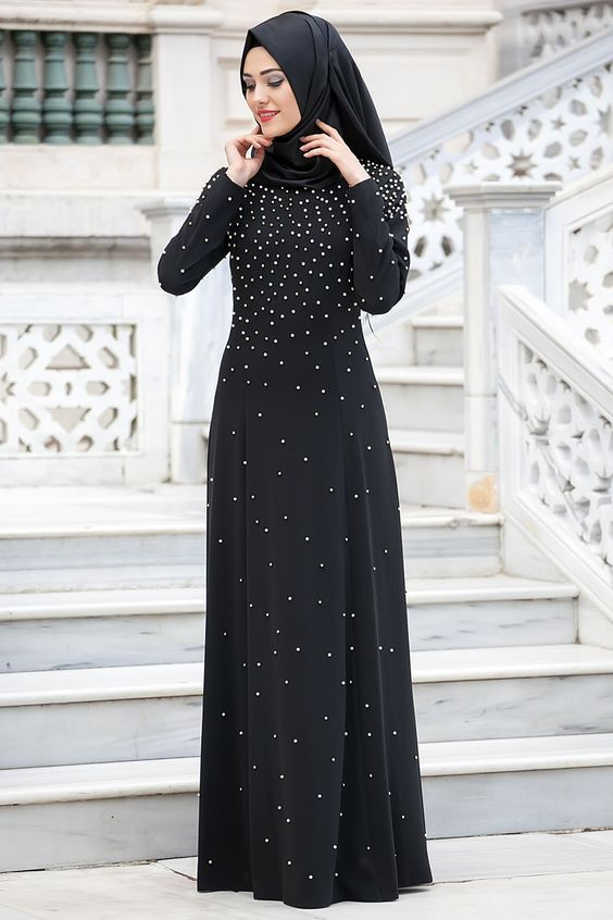 1fed3761c9cc Latest Pakistani Summer Hijab Style and Designs 2019 for Girls ...