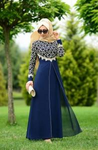 Cotton Hijab Style