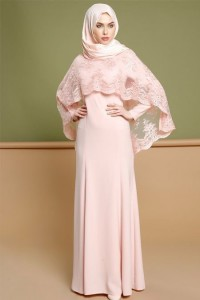 Nude Color Hijab