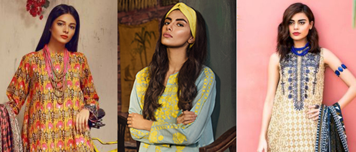 New Khaadi Summer Collection 2018