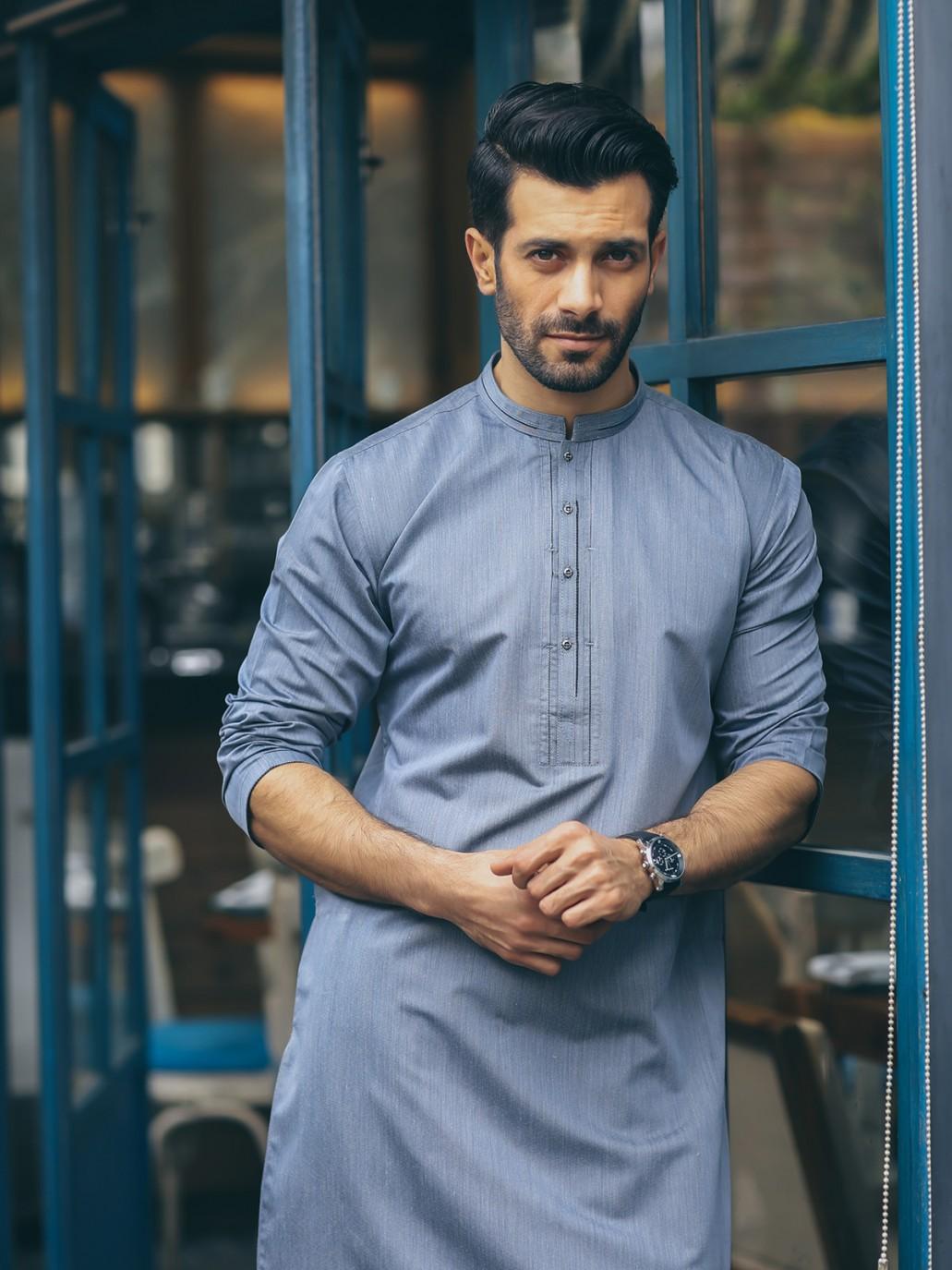 1a539084a1 Best Man Summer Kurta Designs 2019 Collection - StyleGlow.com