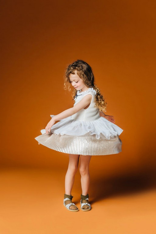 Latest Eid Dress Designs for Kids 2018 Collections in