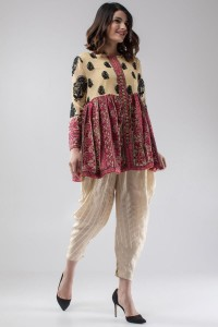 Kashmiri Charm dress by khaadi