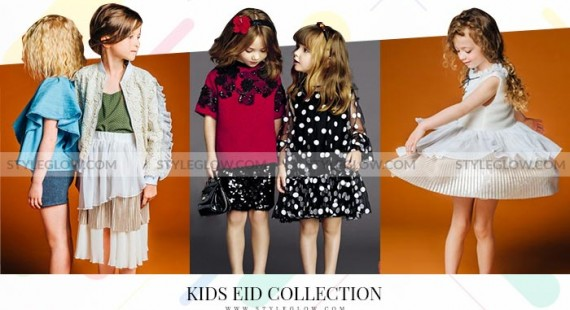 Eid Dress Designs for Kids