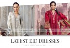 Latest Eid Dresses Pakistani
