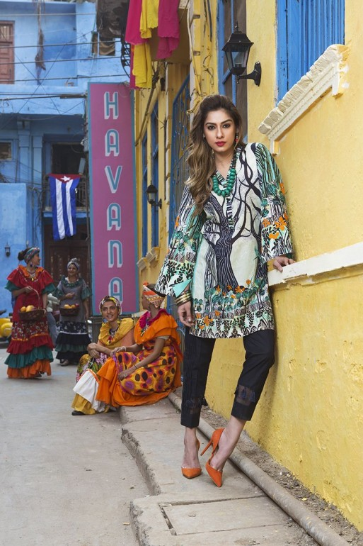 198bd8a79c Latest Summer Kurti Designs 2019 Collection for Women in Pakistan ...