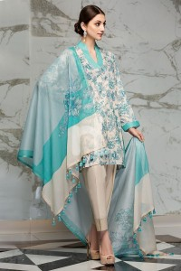 Lawn 3PC Suit Nishat