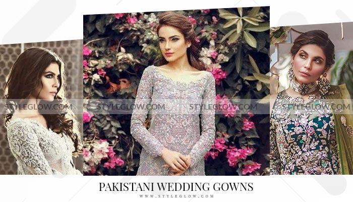 Pakistani Wedding Gowns