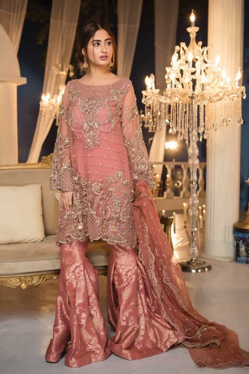 Best Of Maria B Eid Collection 2018 For Girls Women Styleglow