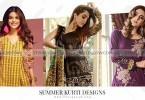 Summer Kurti Designs