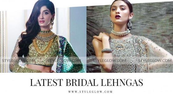 Bridal Lehnga Designs in Pakistan