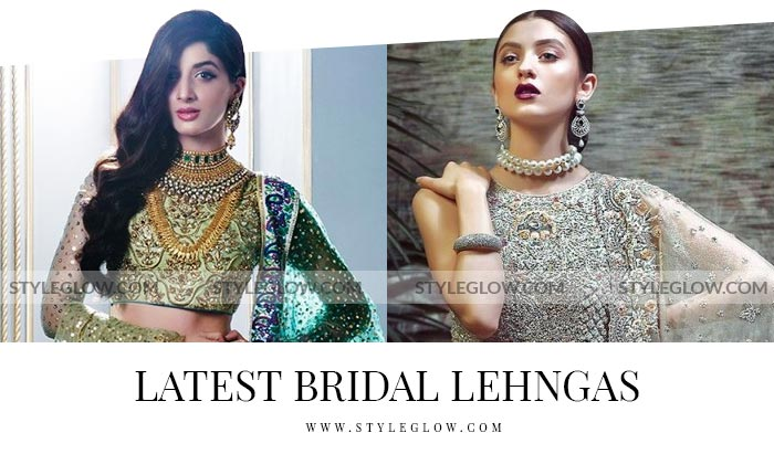Bridal Lehnga Designs Pakistan