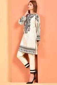 cotton lawn shirt by kayseria