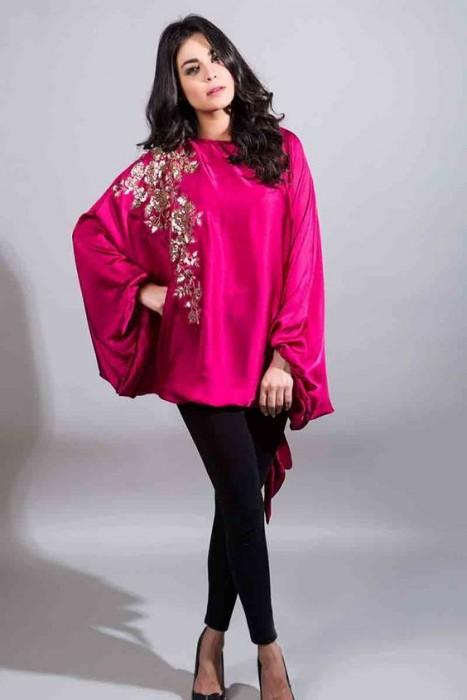 7da0a53774d4 Latest Pakistani Party Wear Dresses 2019 For Girls - StyleGlow.com