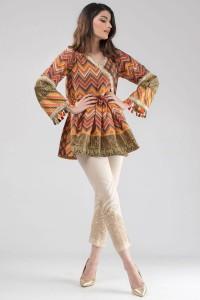 peplum dress by khadi 2108