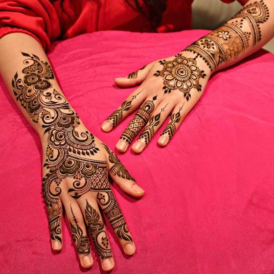 Latest Arabic Mehndi Designs Collection 2020 For Women Styleglow Com