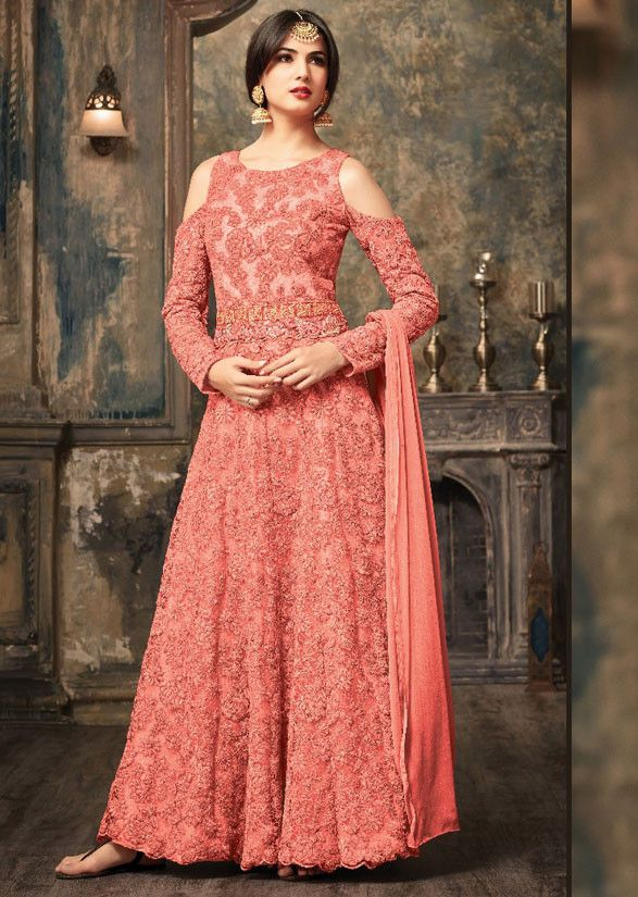 New Anarkali Dress Designs 2018 Suits And Frock Collection