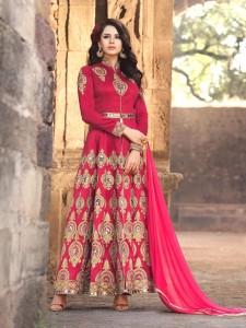 Anarkali Style Gown Dress