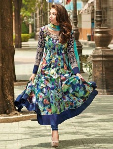 Anarkali Traditional Design