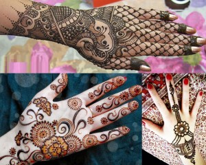 Arabic Eid Mehendi Design