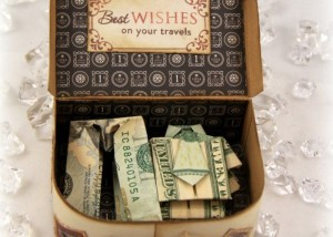 Awesome cash gift idea
