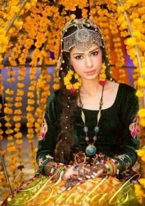 Bridal Jewelry for Mehendi
