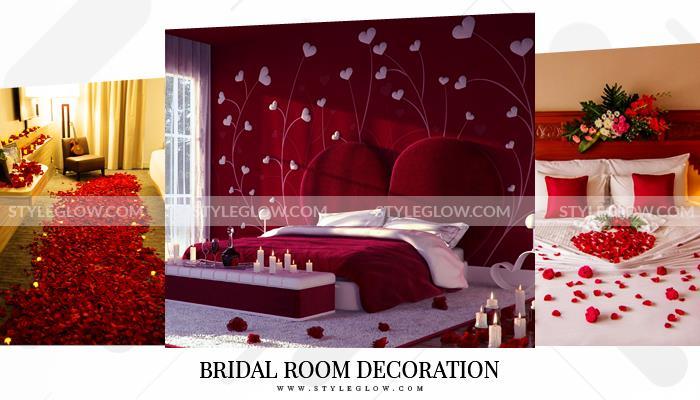 Pakistani Bridal Room Decoration 2018 For Wedding Night Styleglow Com