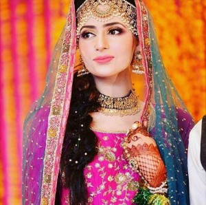 Bridal Wear Jewelry Set