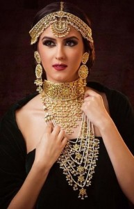 Bridal jewelry Sets for Wedding