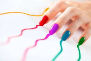 Color trends Nail Art