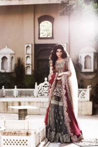 ELAN New Sultanate Bridal Dress