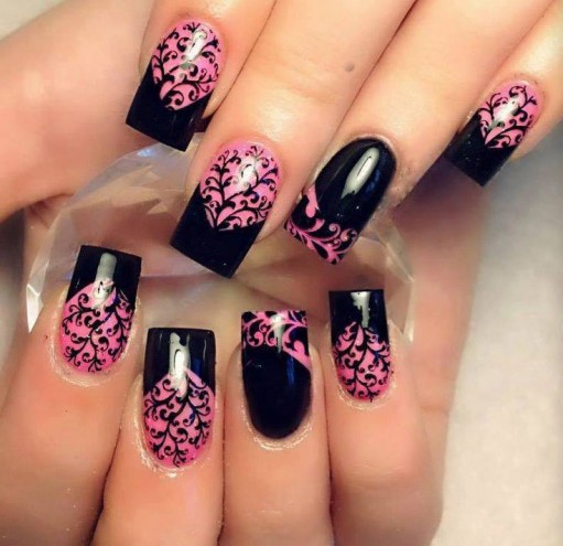 Elegant Nail Designs For Prom: Latest Prom Nail Design Ideas 2018 To Get A Perfect Look