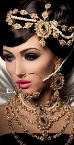 Embellishing Jewelry Set for Bride