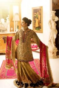 Embellishing Lehenga Design