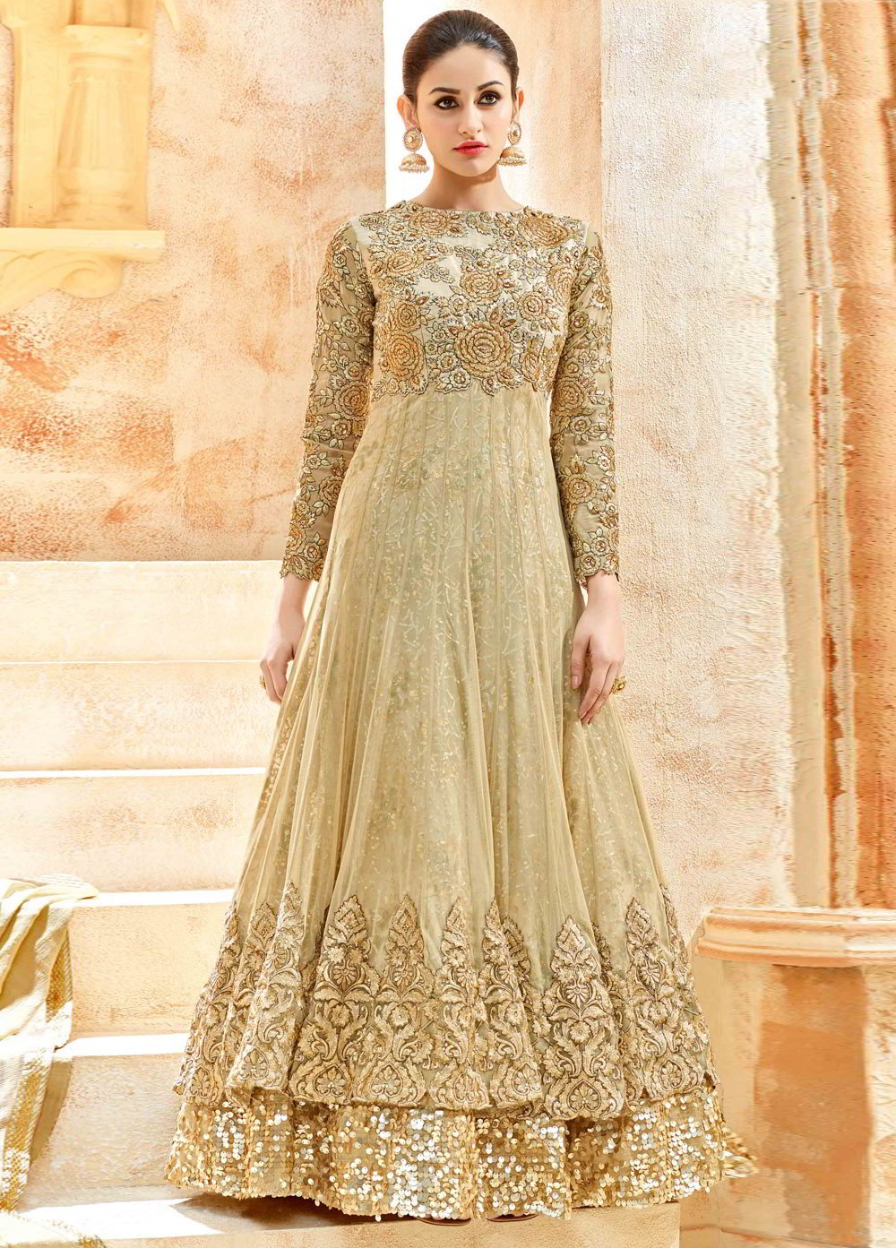 Beautiful Bridal Engagement Dresses 2018 In Pakistan Styleglow Com