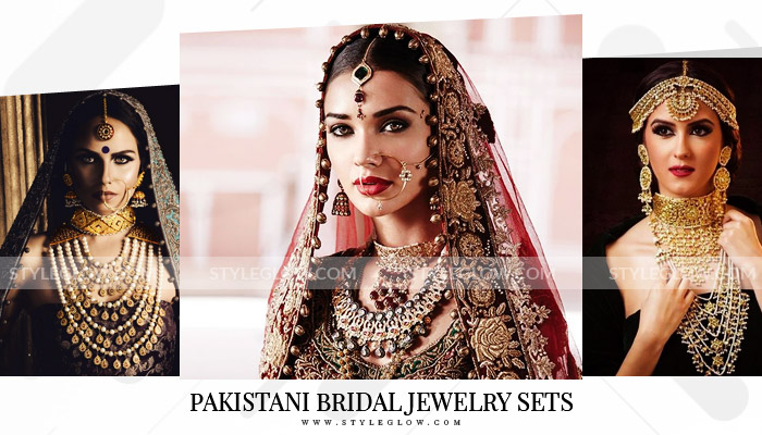Pakistani Bridal Jewelry Sets 2020