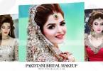 Pakistani Bridal Makeup for Wedding 2018