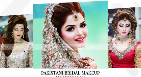 Pakistani Bridal Makeup for Wedding 2018
