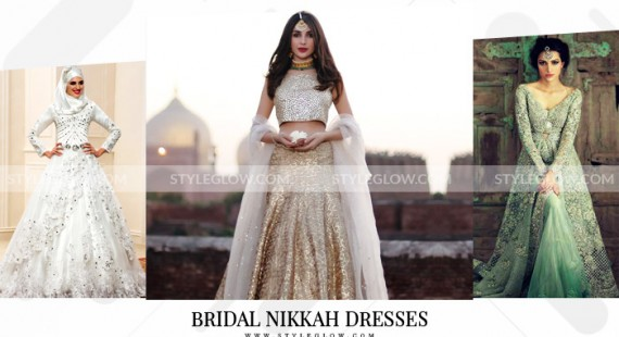 Bridal Nikah Dresses