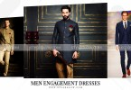 Men Engagement Dresses